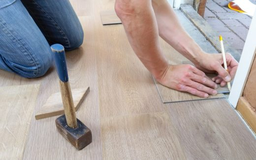 Lägga golv på rätt sätt